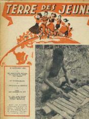 Terre Des Jeunes N°83 - 15 Ocotbre 1952. - Couverture - Format classique