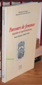 Parcours de femmes - Couverture - Format classique