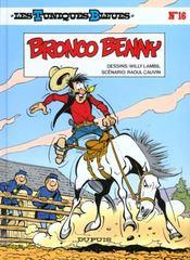Les tuniques bleues t.16 ; Bronco Benny - Intérieur - Format classique