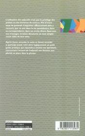 Savoir accorder l'adjectif ; règles, exercices et corrigés (3e édition) - 4ème de couverture - Format classique