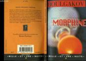 Morphine - Couverture - Format classique