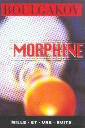 Morphine - Intérieur - Format classique