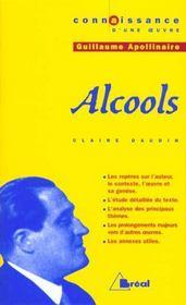 Alcools - Apollinaire - Intérieur - Format classique