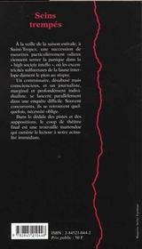 Seins Trempes - 4ème de couverture - Format classique