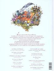 La fontaine aux fables t.2 - 4ème de couverture - Format classique