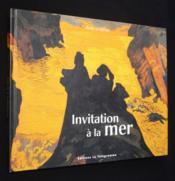 Invitation a la mer - Couverture - Format classique