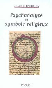 Psychanalyse Du Symbole Religieux - Intérieur - Format classique