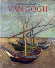 Van gogh - 4ème de couverture - Format classique