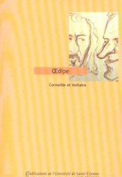 Oedipe De Corneille Et Oedipe De Voltaire - Intérieur - Format classique