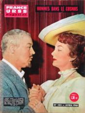 France Urss Magazine N°183 du 01/04/1961 - Couverture - Format classique