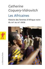 Vente  Les africaines  - Catherine Coquery-Vidrovitch
