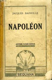 Napoleon. - Couverture - Format classique