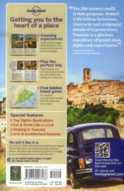 Florence & Tuscany (8e édition) - 4ème de couverture - Format classique