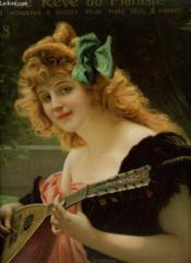 Le Reve Du Pianiste - N°8 : 4 Morceaux A Succes Pour Piano Seul : Le Souvenir De Carmen + Nid D'Oiseaux + La Plus Jolie + Soir D'Hymen. - Couverture - Format classique