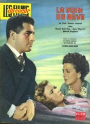 Les Films Du Coeur - La Voix Du Reve - N°41 - Couverture - Format classique