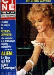 Cine Revue - Tele-Programmes - 59e Annee - N° 25 - Alien - Couverture - Format classique