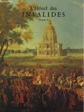 L'Hotel Des Invalides - Tome 1 - Couverture - Format classique