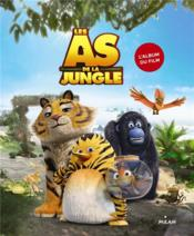 Vente  Les As de la Jungle ; l'album du film  - Collectif