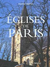 Eglises De Paris  - Pierre Chavot