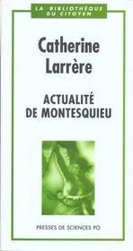 Actualite De Montesquieu - Intérieur - Format classique
