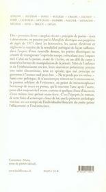 Precis De Dynamitage-Anthologie Electrique 1966-2001 - 4ème de couverture - Format classique