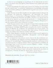 Faut-Il Bruler La Science - 4ème de couverture - Format classique