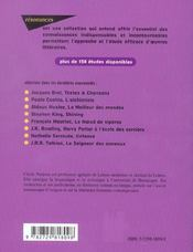 Étude sur stupeur et tremblements d'Amélie Nothomb - 4ème de couverture - Format classique