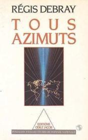 Tous azimuts - Couverture - Format classique