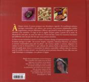 La cuisine des collines - 4ème de couverture - Format classique