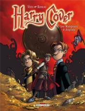 Harry Cover t.2 ; les mangeurs d'anglais - Couverture - Format classique