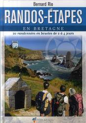 Randos-étapes en bretagne - Intérieur - Format classique