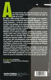Le Langage Des Cranes. Histoire De La Phrenologie - 4ème de couverture - Format classique