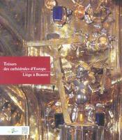 Trésors des cathédrales d'Europe - Liège à Beaune - Intérieur - Format classique