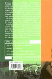 Fluidotherapie des bovins - 4ème de couverture - Format classique