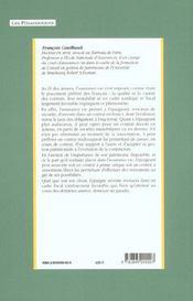 L'assurance vue dans la gestion de son patrimoine - 4ème de couverture - Format classique