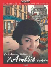 Le fabuleux destin d'Amélie Poulain - Couverture - Format classique