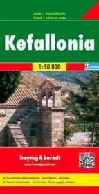 Cephalonie - Couverture - Format classique