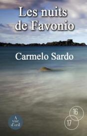 Les nuits de Favonio - Couverture - Format classique