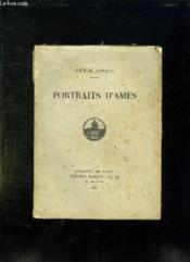 Portraits D Ames. - Couverture - Format classique
