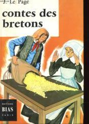 Contes Bretons - Le Diable De Guernaham - Barbaic Et Le Teuz - Bilz, Le Matin - Marie Ar Moal Avait Un Chat Noir - Le Cheval De Margeot - Couverture - Format classique