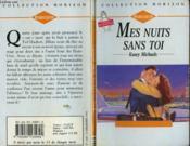 Mes Nuits Sans Toi - Marriage In A Suitcase - Couverture - Format classique