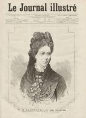Journal Illustre (Le) N°6 du 08/02/1880 - Couverture - Format classique
