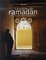 La cuisine du ramadan - Intérieur - Format classique