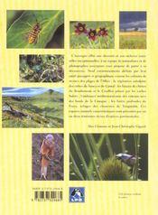 L'Auvergne sauvage - 4ème de couverture - Format classique
