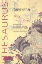 Miroir des fleurs - Intérieur - Format classique