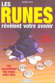 Runes (Les) - Intérieur - Format classique