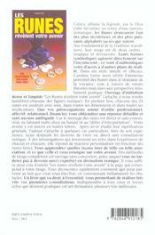 Runes (Les) - 4ème de couverture - Format classique