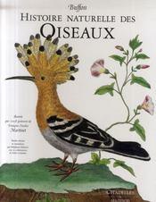 Histoire naturelle des oiseaux de Buffon - Intérieur - Format classique