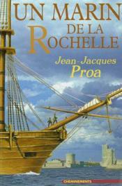 Proa, Marin De La Rochelle - Couverture - Format classique