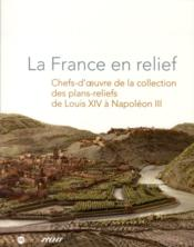 La France en relief – Collectif – ACHETER OCCASION – 21/01/2012